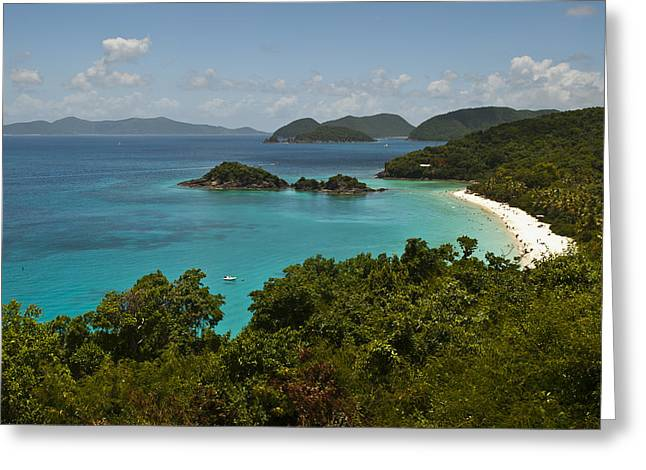 Trunk Bay 1 Greeting Card