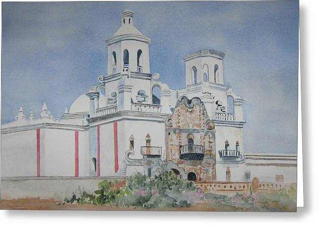 Tucson Mission Greeting Card