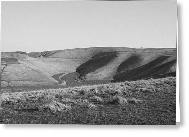 Uffington White Horse Greeting Card