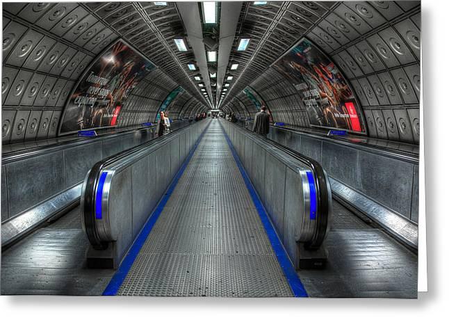 Underground Life 01 Greeting Card by Svetlana Sewell