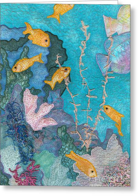 Underwater Splendor II Greeting Card