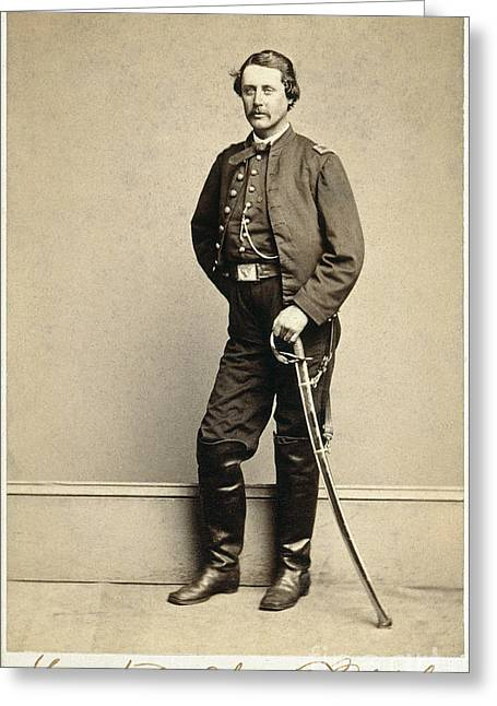 Union Soldier, 1860s Greeting Card by Granger