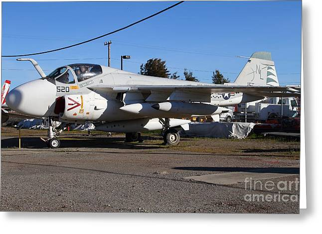 Us Fighter Jet Plane . 7d11238 Greeting Card by Wingsdomain Art and Photography
