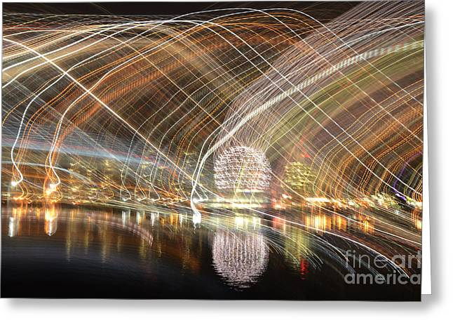 Vancouver British Columbia 5 Greeting Card