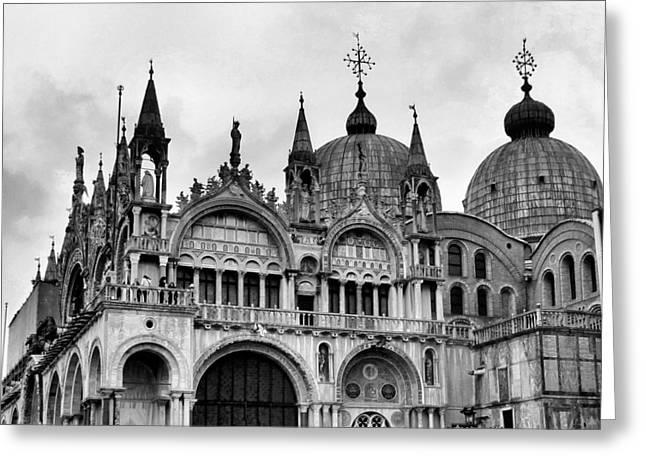 Venice - 10 Greeting Card by Ely Arsha
