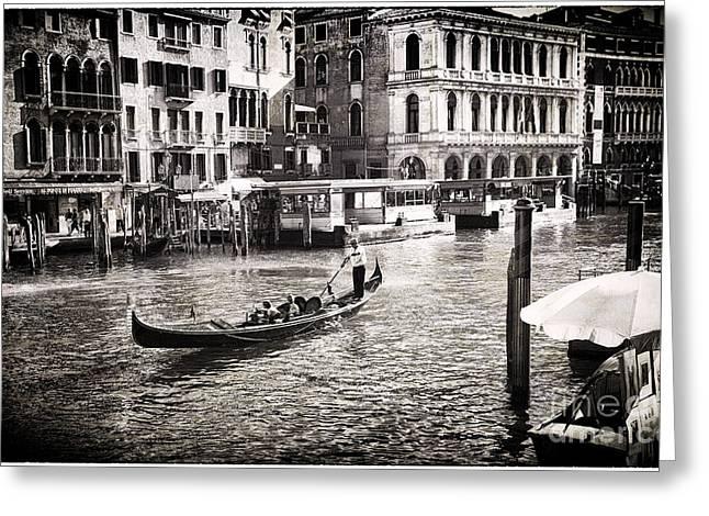 Venice Memory Greeting Card