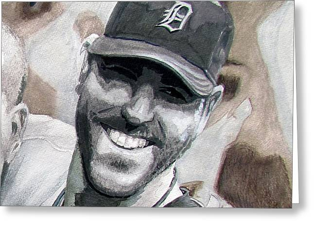Verlander Greeting Card