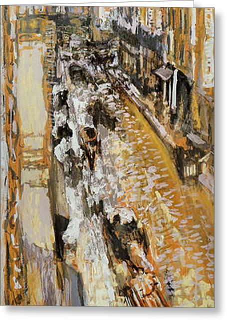 Vuillard: Paris, 1908 Greeting Card by Granger