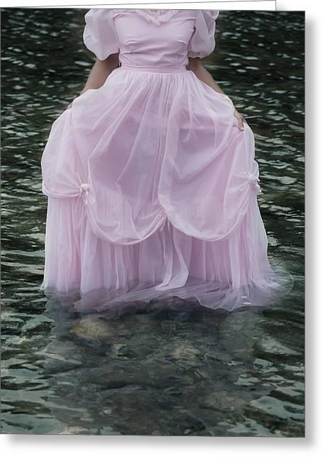Water Bride Greeting Card by Joana Kruse