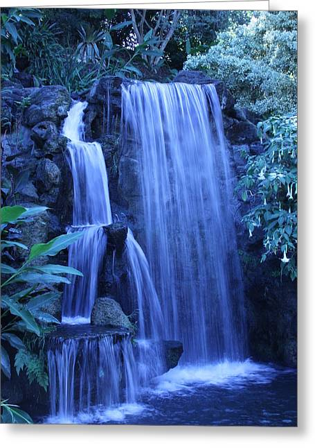 Waterfall Number 1 Greeting Card