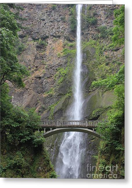 Waterfalls Greeting Card