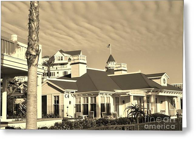 Greeting Card featuring the photograph Wavy Sky by Jasna Gopic