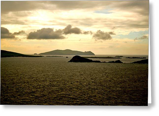 West Dingle Greeting Card