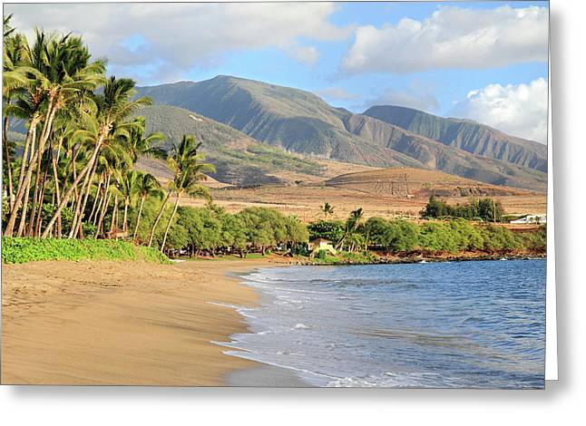 West  Maui Greeting Card by Pierre Leclerc Photography