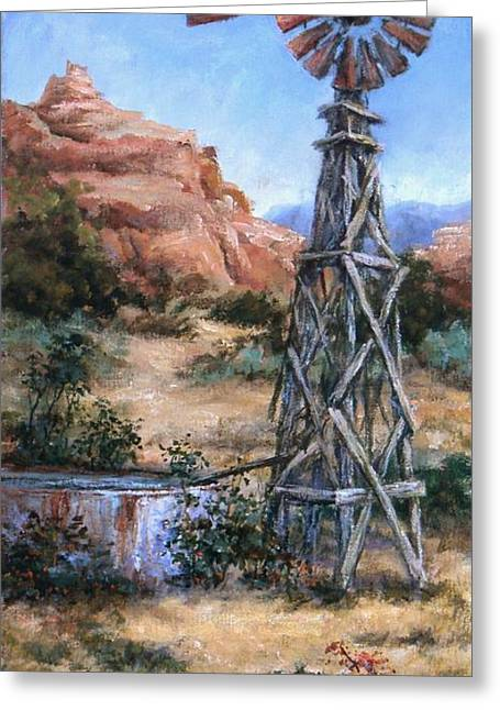 West Texas And Beyond Greeting Card