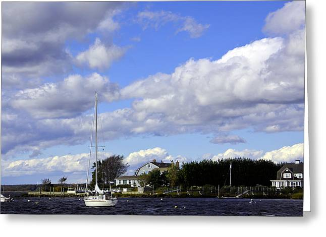 Westerly Ri. Oct. 2012 1 Greeting Card
