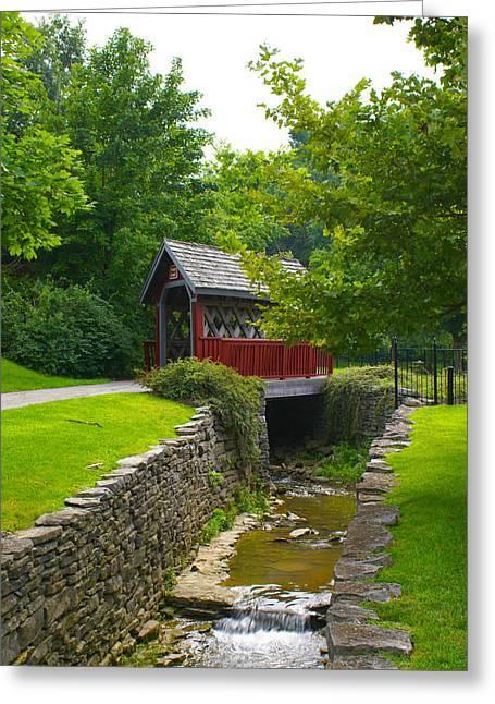 Whiskey Creek Greeting Card