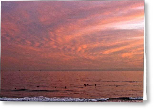 Who Needs Waves Greeting Card