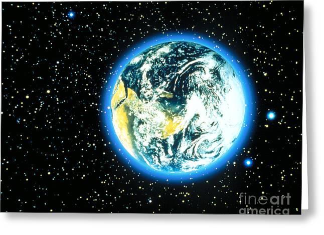 Whole Earth Greeting Card