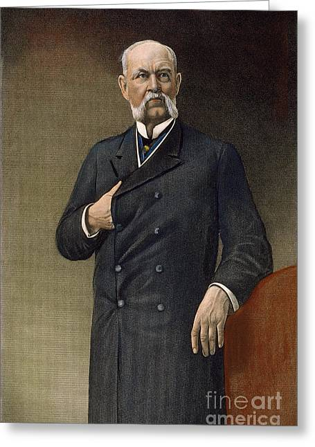 William Astor (1830-1892) Greeting Card by Granger