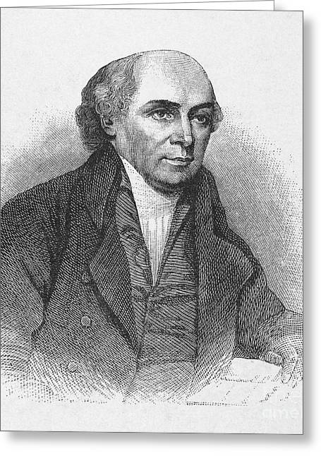 William Carey (1761-1834) Greeting Card by Granger