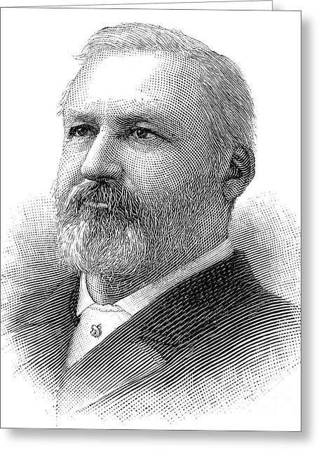 William Henry Hatch Greeting Card by Granger
