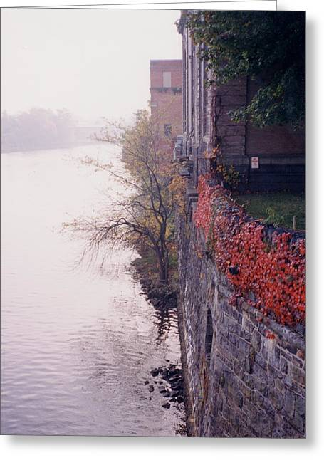 Wilmington Waterworks Greeting Card