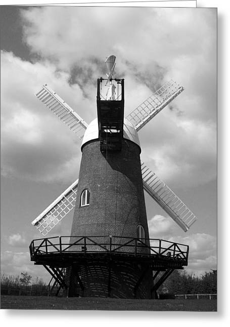 Wilton Windmill Greeting Card