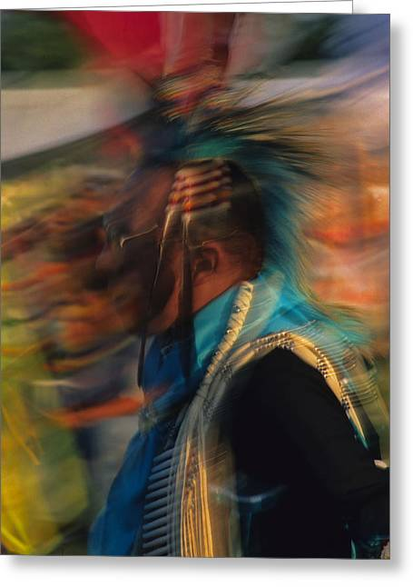 Wind Dancer Greeting Card by Stan Williams