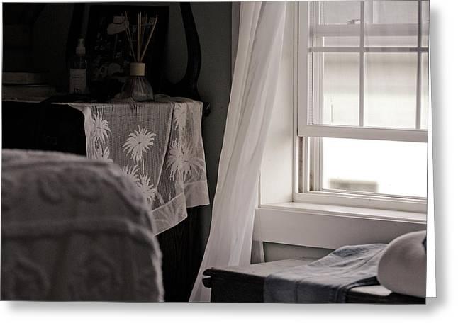 Window To Anywhere... Greeting Card by J R Baldini M Photog Cr