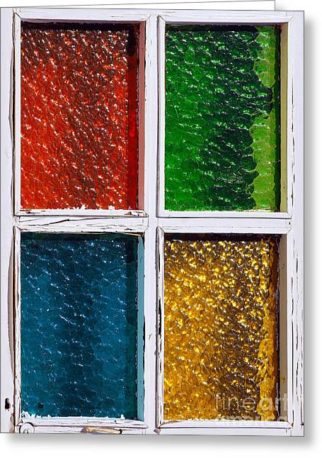 Windows Greeting Card