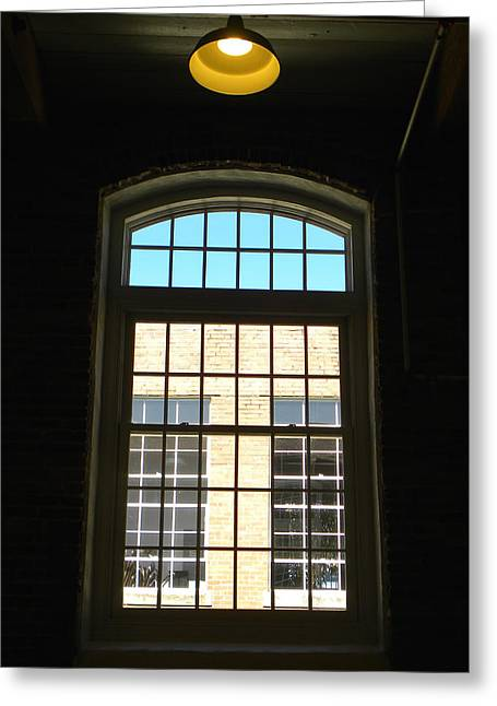 Windows  Greeting Card by Sandi OReilly
