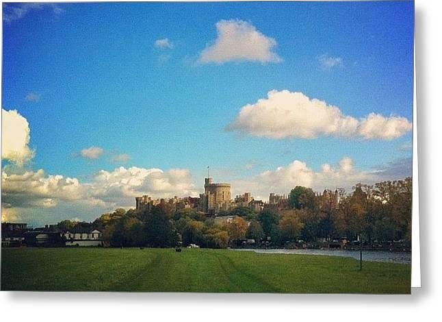 Windsor Greeting Card