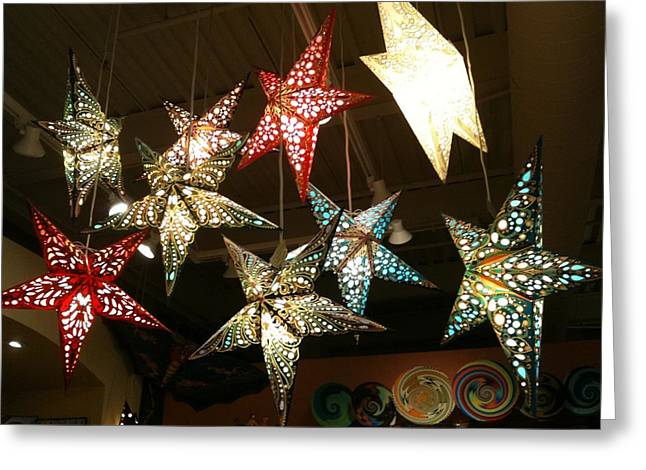 Greeting Card featuring the photograph Wish Upon A Star by Shawn Hughes