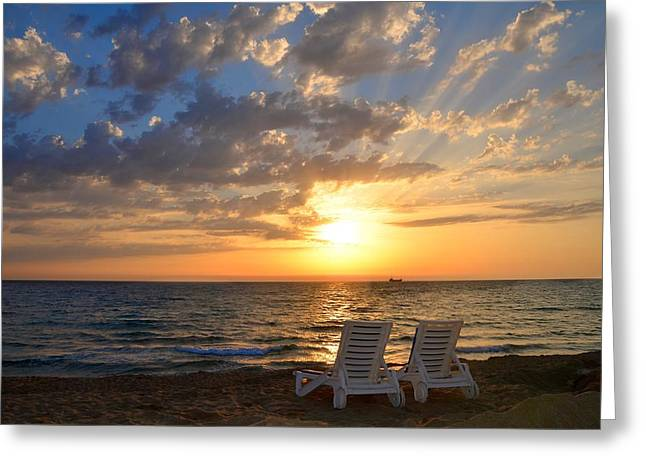 Wish You Were Here - Cyprus Greeting Card