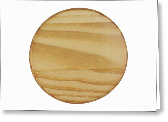Wood Sign Greeting Card by Blink Images