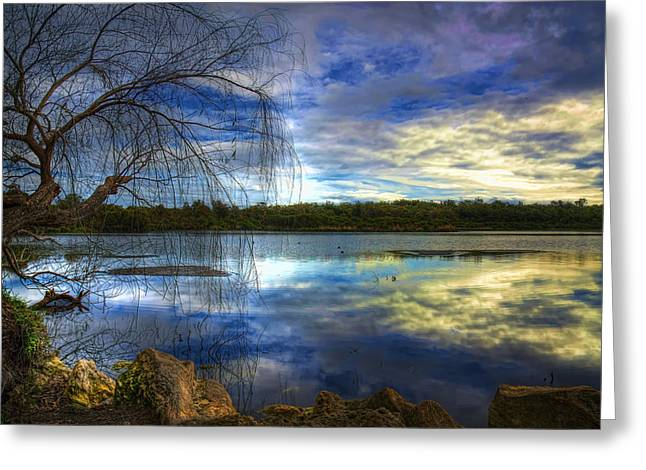 Yanchep Greeting Card by Imagevixen Photography
