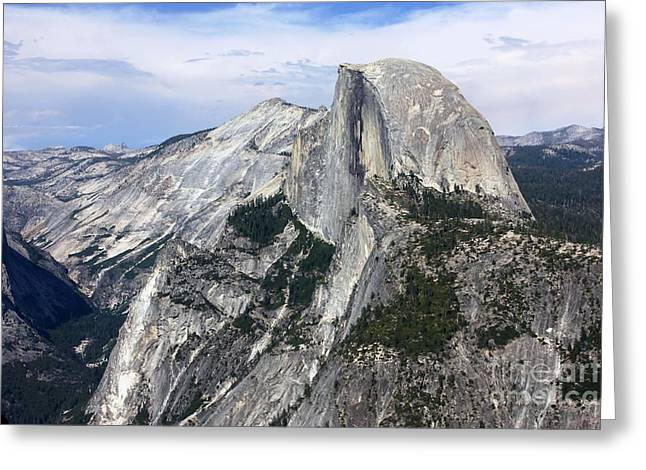 Yosemite Grandeur Greeting Card by Sophie Vigneault