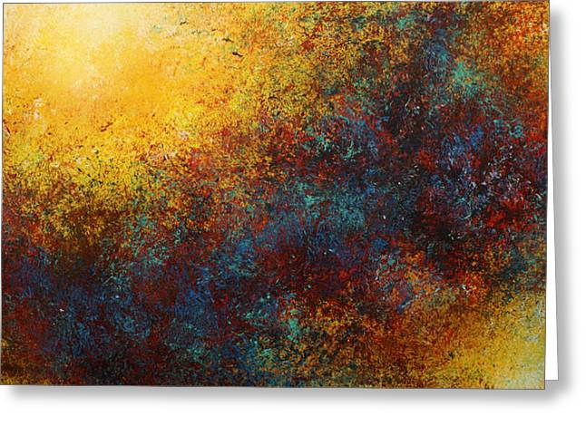' Children Of The Sun ' Greeting Card by Michael Lang