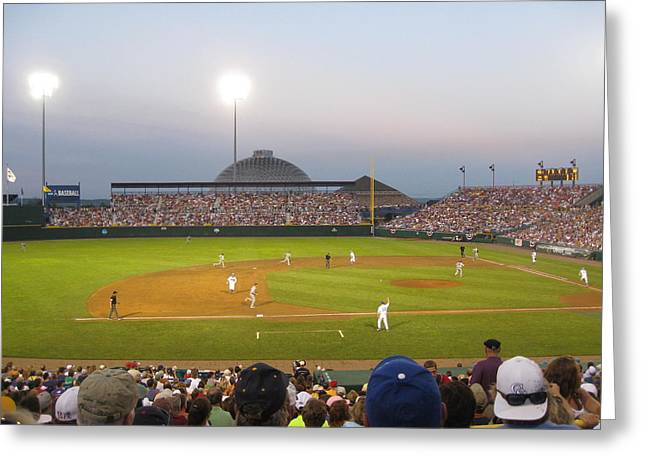 Final Rosenblatt Cws Greeting Card