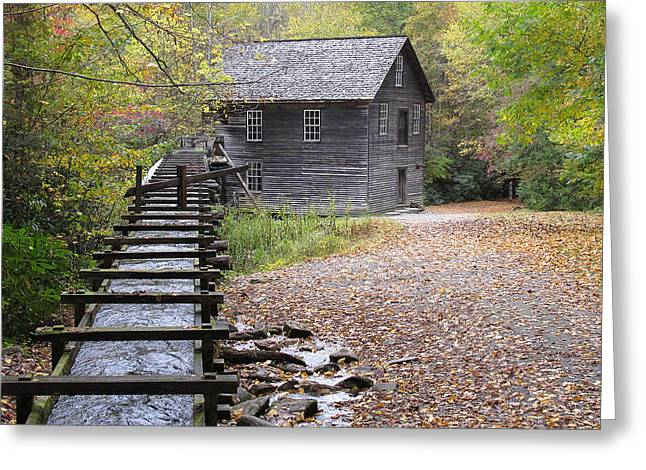 Mingus Mill - Color Greeting Card