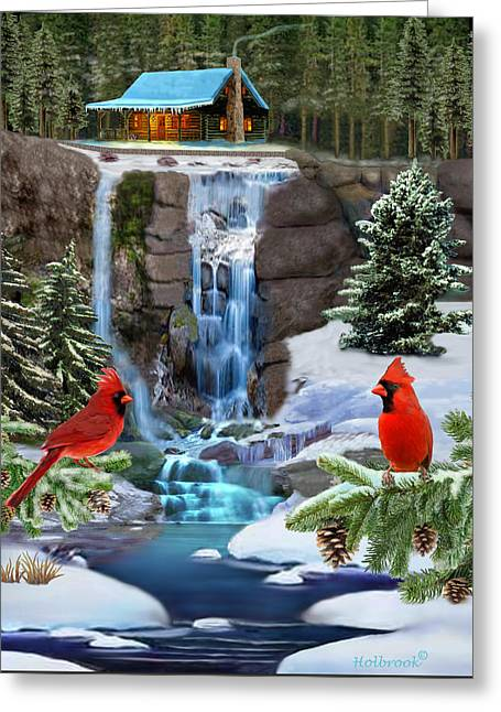 The Cardinal Rules Greeting Card