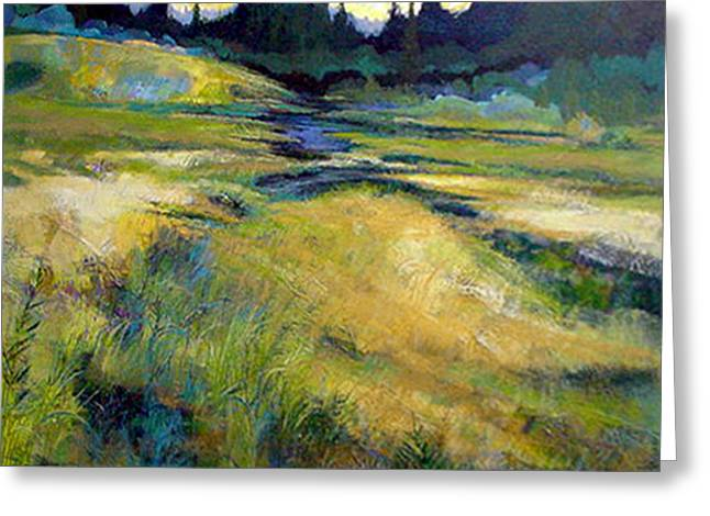 Water Source Greeting Card by Dale  Witherow