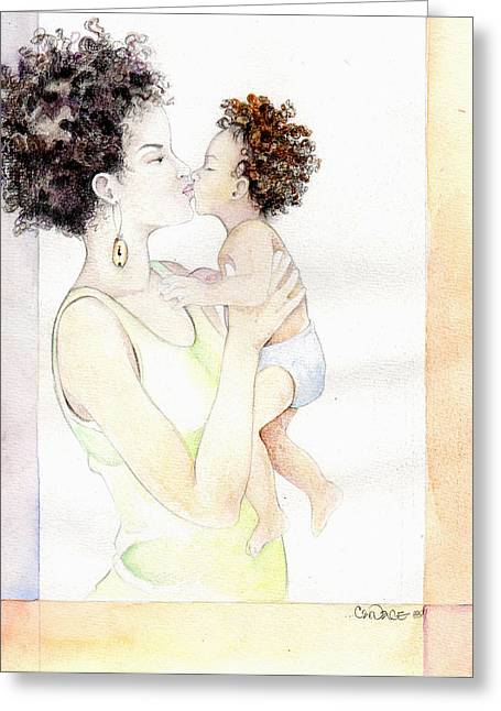 004 Greeting Card by Candace Williams