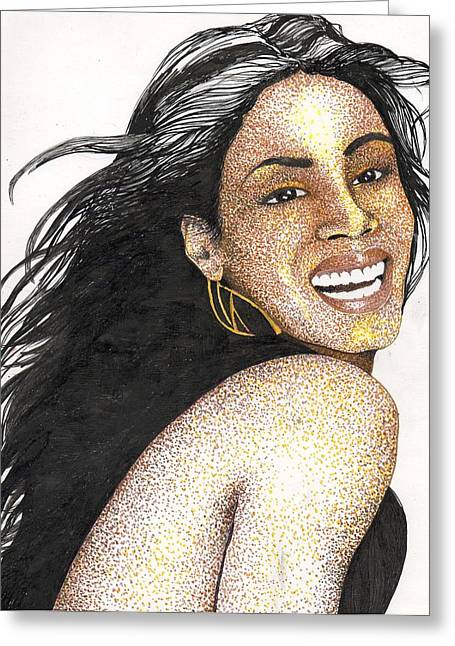 007 Greeting Card by Candace Williams