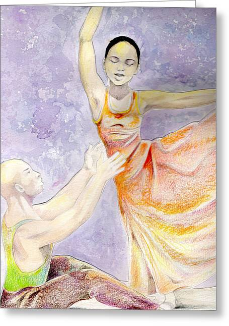 012 Greeting Card by Candace Williams
