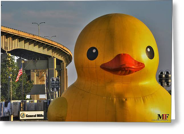 Rubber Duck Greeting Cards (Page #5 of 11) | Fine Art America