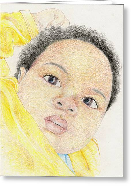 094 Greeting Card by Candace Williams