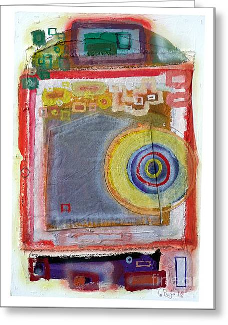 5 Out Of 6 Experimental Boards. Greeting Card by Timothy Beighton