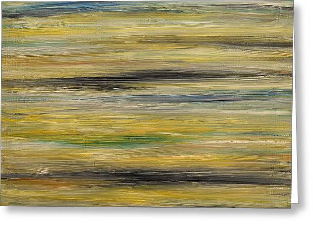 Abstract 494 Greeting Card by Patrick J Murphy